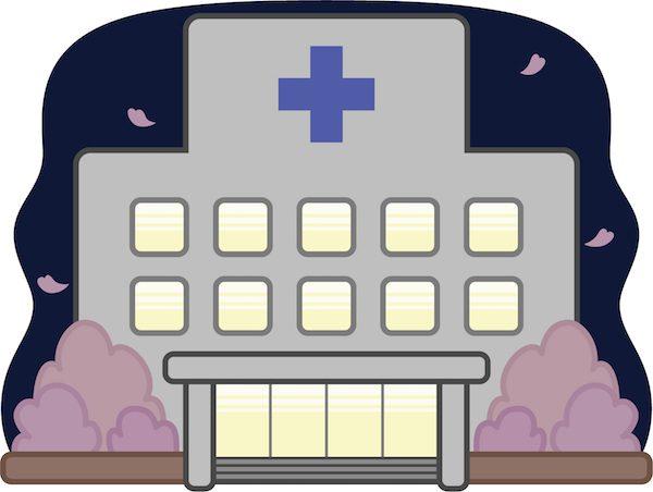 夜勤看護師